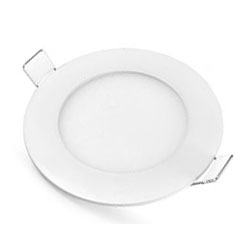 recessed round led panel light 110 250x250