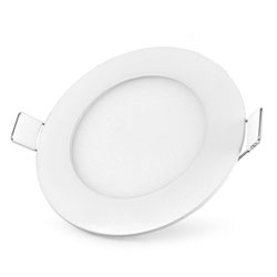 recessed round led panel light 120 250x250