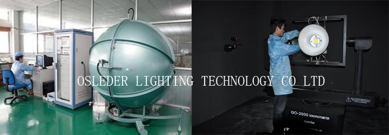 led industrial lighting test