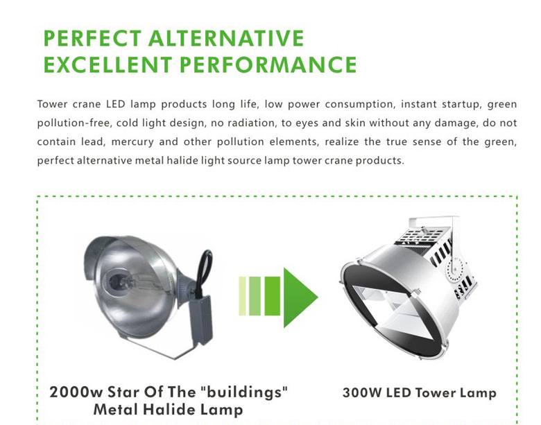 300w led tower lamp 5