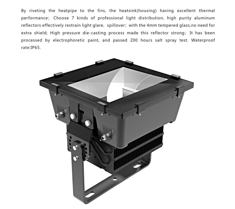 400w led flood light 2