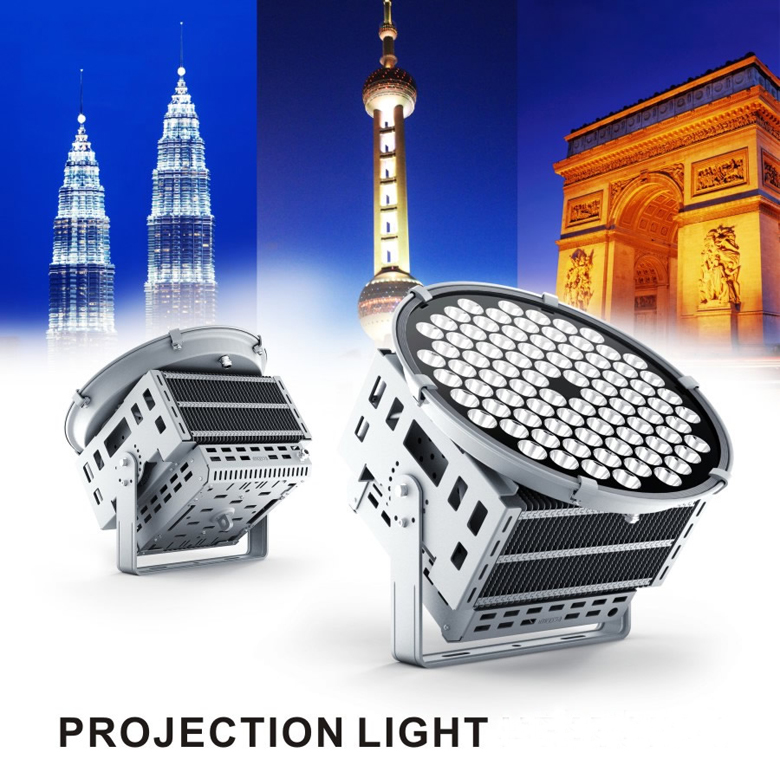 500w led projection light 1