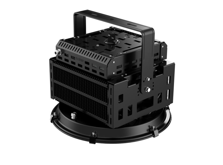 500w led projection light 4