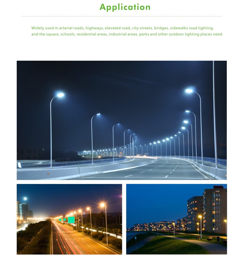 LED Street Light b series 120w 9