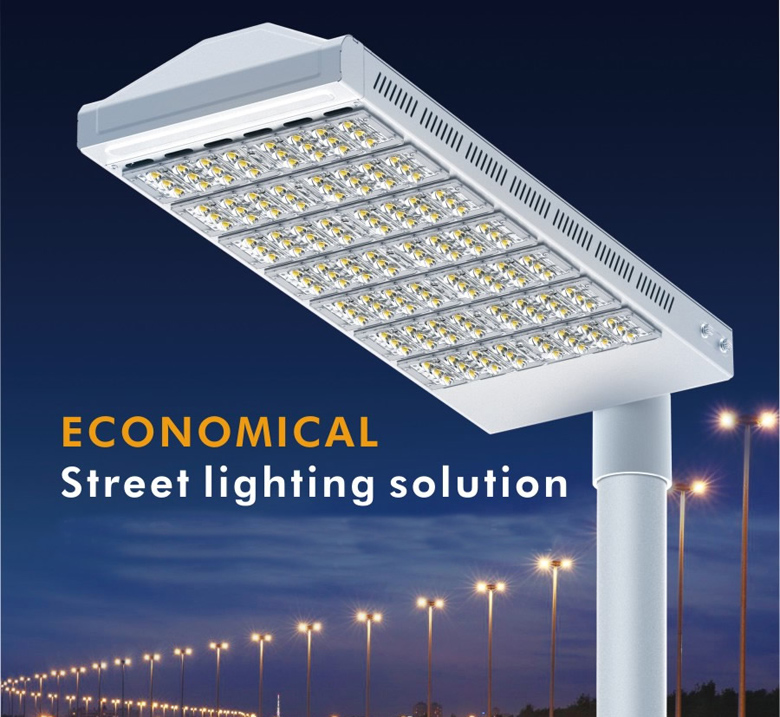 LED Street Light b series 210w 1