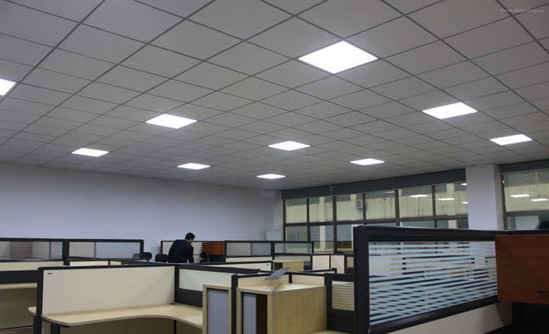 LED panel light office light