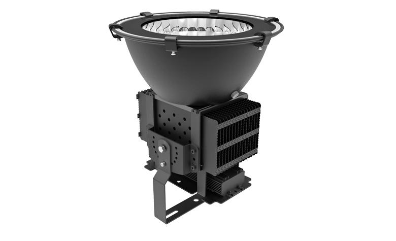 led high bay light d series 100w c