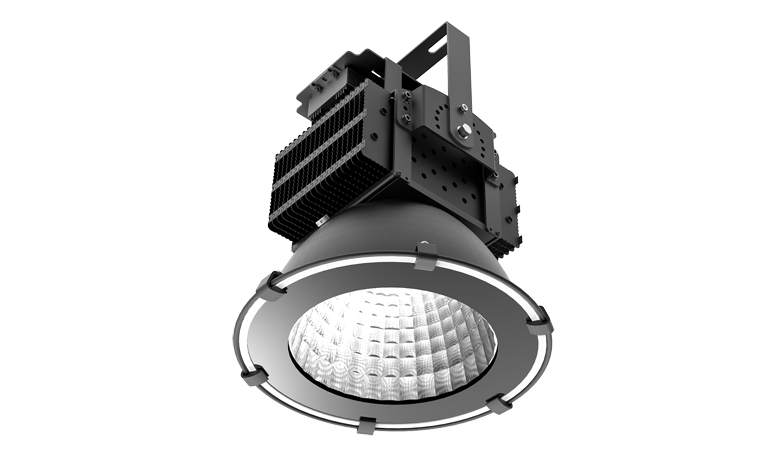led high bay light d series 120w c