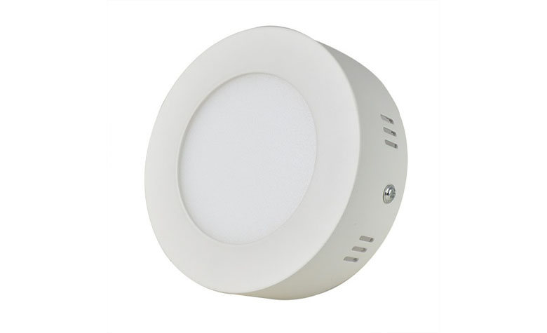 Surface Mounted Round LED Panel Light 6W D120mm 780x475 a