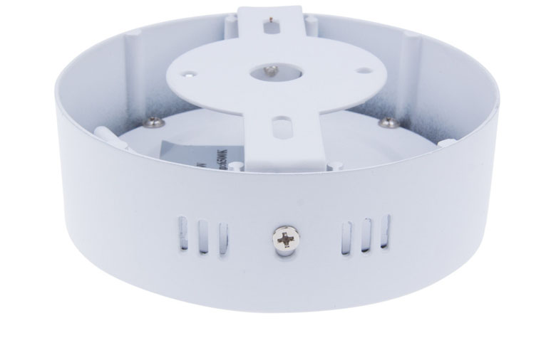 Surface Mounted Round LED Panel Light 9W D145mm 780x475 b