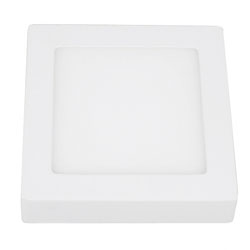 Surface Mounted Square LED Panel Light 12W 170x170mm 250x250