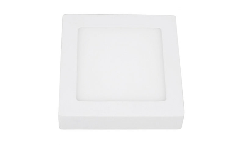 Surface Mounted Square LED Panel Light 12W 170x170mm 780x475 a