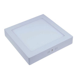 Surface Mounted Square LED Panel Light 18W 225x225mm 250x250