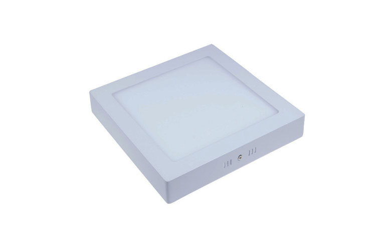 Surface Mounted Square LED Panel Light 18W 225x225mm 780x475 a