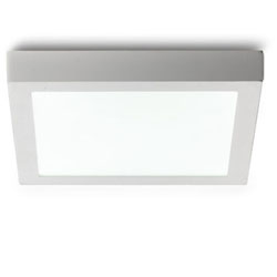 Surface Mounted Square LED Panel Light 24W 300x300mm 250x250