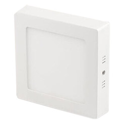 Surface Mounted Square LED Panel Light 6W 120x120mm 250x250