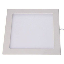 recessed square led panel light 225 250x250