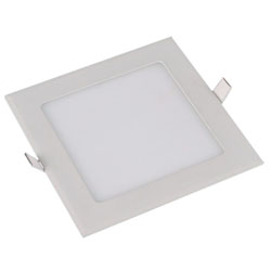 recessed square led panel light 190 250x250