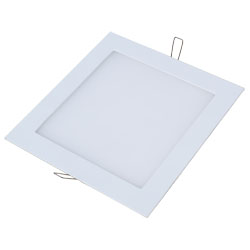recessed square led panel light 200 250x250