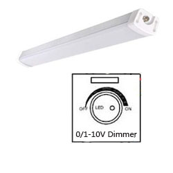 01-10V Dimmable LED Tri-proof Light AL 40w 900mm 250x250mm a