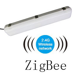 zigbee wireless controlling led tri proof lihgt pc housing. Black Bedroom Furniture Sets. Home Design Ideas