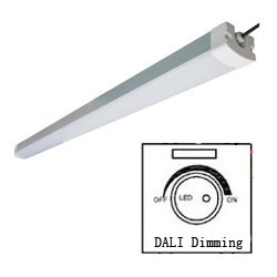 dali dimmalbe LED Tri-proof Light AL 60w 1500mm 250x250mm