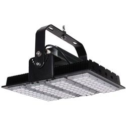 led flood light AERO series 192W 250x250 opti
