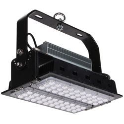led flood light AERO series 96W 250x250 opti