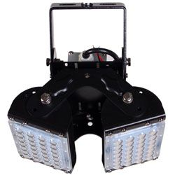 led flood light Adjustable series 112W 250x250 opti