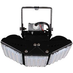 led flood light Adjustable series 168W 250x250 opti