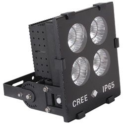 led flood light Focus series 200W 250x250 opti