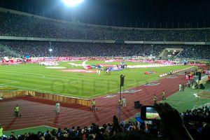 1000W Floodlight in Azadi Stadium @ Tehran, Iran