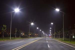 150W Street Light for A33 and Wokingham Road, UK