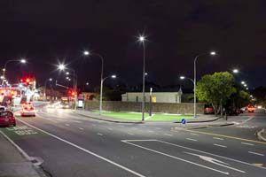 180W Street Light at Eden Park, Auckland