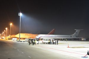 400W Floodlight for Airport @ Cambodia
