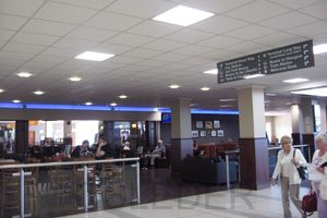 Panel Light For Glasgow Prestwick Airport @ Scotland