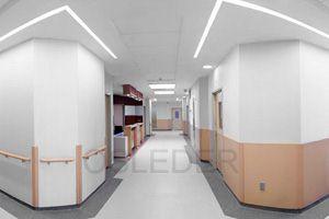 Panel Light for Razavi Hospital Mashad