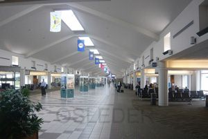 Panel Light for Savannah Airport @ USA