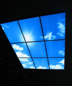 New products osleder lighting led lighting manufacturer in china led sky ceiling panel light mozeypictures Images