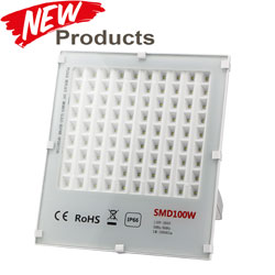 New COB White LED Flood Light 30W 50W 100w