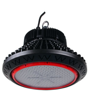Round UFO-Red Series 60W-240W Philips LED High Bay Light