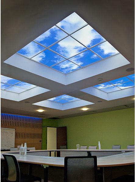 Led Sky Ceiling Panel Light 30w 60w Epistar Led Panel