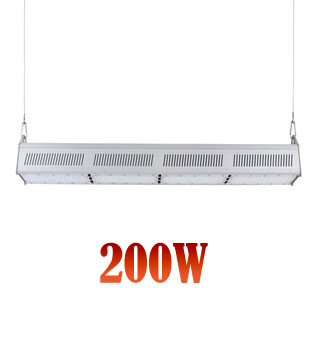 Suspension 200w LED High Bay Lights Price Beam Angle 140X80°,30°,60°