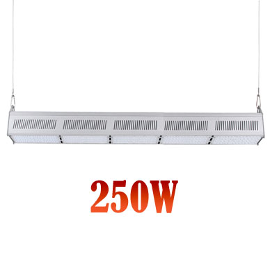 Suspension Linear LED High Bay Lighting 250W AC85-265V IP65