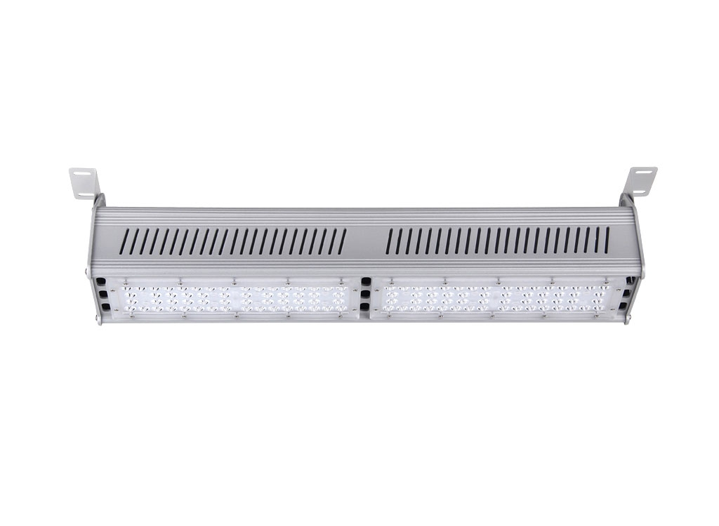 Suspension Led Linear High Bay Light 100w Philips Osram