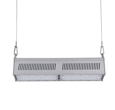 Suspension LED Linear High Bay Light 100w Philips/OSRAM/Nichia High Bay lights