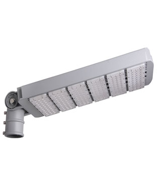 Adjustable LED Street Light Fixtures 240W High Quality LED Street Lights Philips Chip