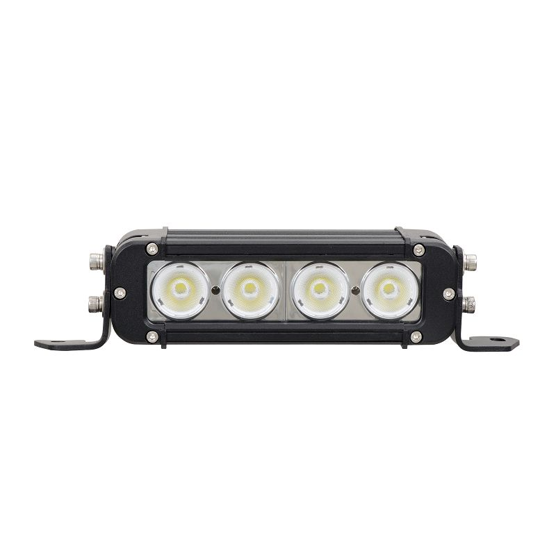 8inch 40W Cree Light Bar Straight Single Row Offroad Lights