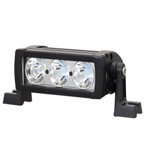 4 10inch off road led light bar cree led work light 5 inch 15w spot beam single row cree led light bar aloadofball Images