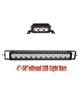 Offroad LED Light Bars